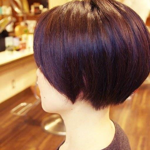 ツヤっと黒髪ショート_a0272765_17002103.jpg