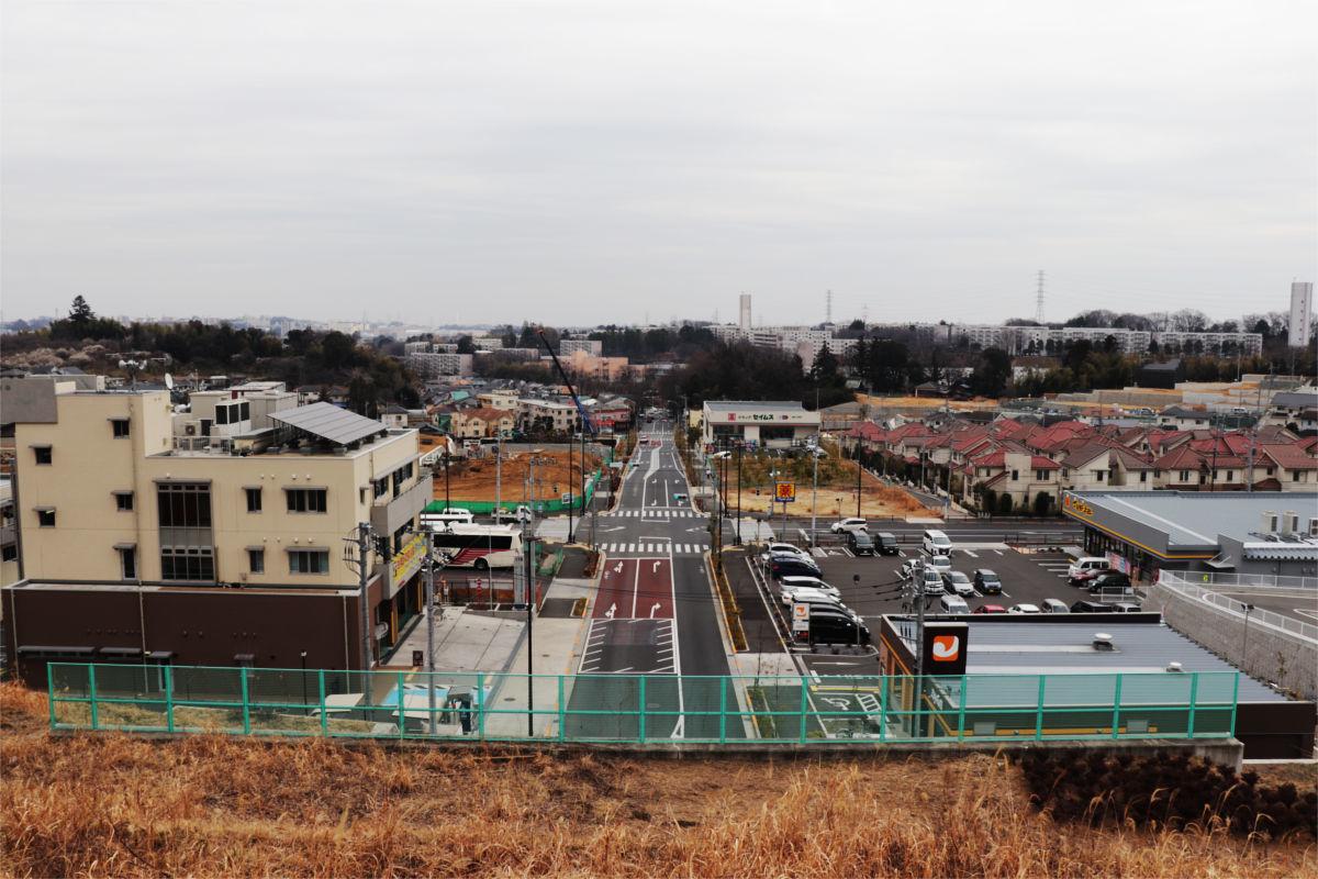 稲城上平尾土地区画整理事業がきょう換地処分_a0332275_15475920.jpg