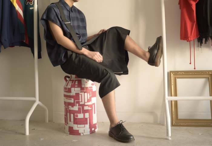 今朝の men\'s styling photo! 今月も有難う御座いました! _e0298685_18042786.jpeg