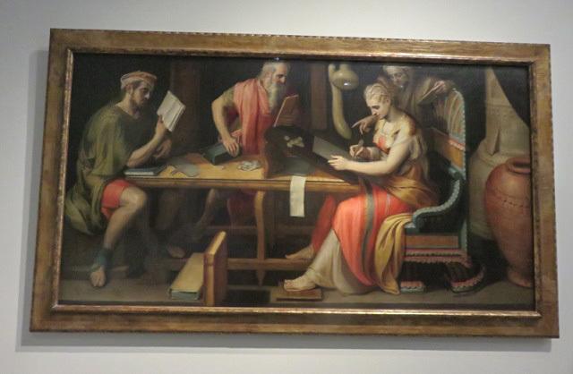 見知った絵はあったでしょうか ~ルーブル・アブダビ美術館最終編~_f0346196_16390338.jpg