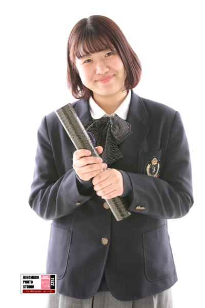 るなさん☆高校卒業_b0203705_17265617.jpg