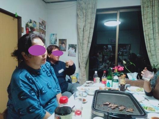 小笠原母島漁師Aさんと食事会_c0162128_17120676.jpg