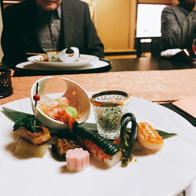 祝い膳会食(小倉松柏園ホテル)_c0366777_01024481.jpeg