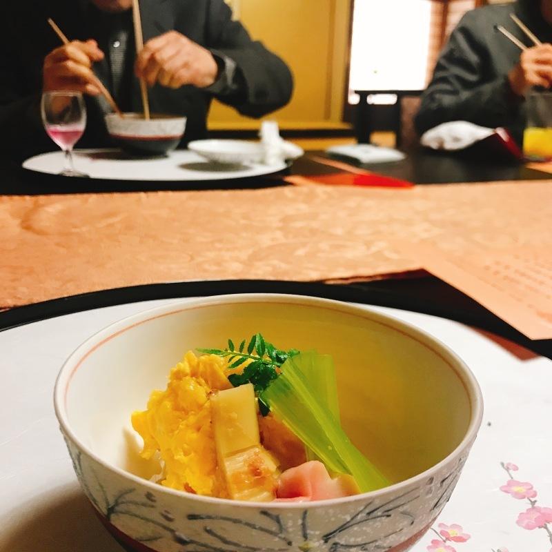 祝い膳会食(小倉松柏園ホテル)_c0366777_01032425.jpeg