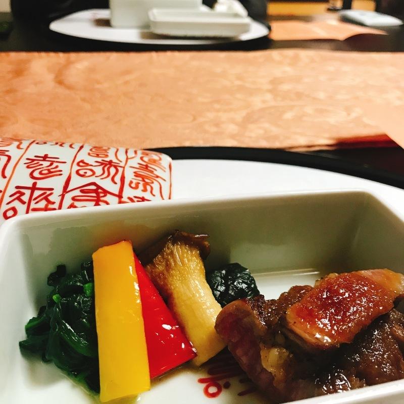 祝い膳会食(小倉松柏園ホテル)_c0366777_01042101.jpeg
