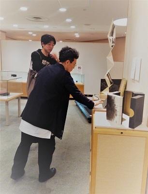 Savoir-faire des Takumi 京都+パリ_a0131787_18002208.jpg