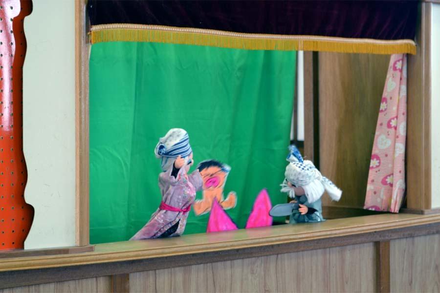 上宮第二幼稚園の「お誕生会」です。_d0353789_11453585.jpg