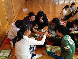 出張林業教室@久能小学校_d0180132_17403533.jpg