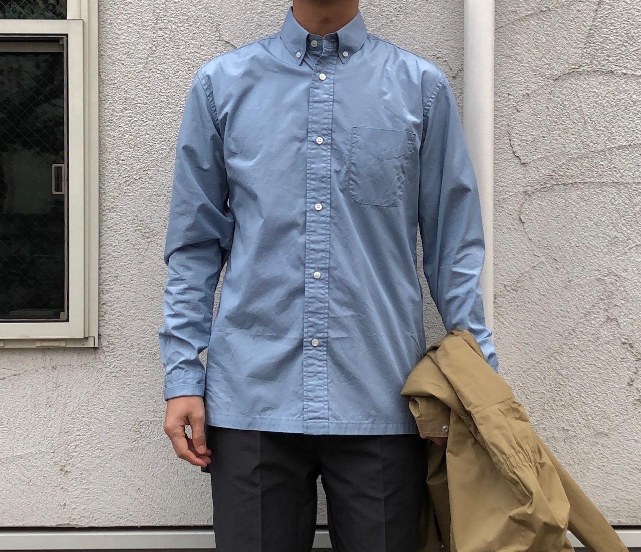 SETTO 春に着たいBDシャツ_d0334060_17532002.jpg
