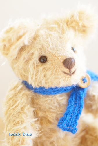 teddy blue baby  テディブルーベイビー♡_e0253364_00350995.jpg