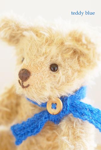 teddy blue baby  テディブルーベイビー♡_e0253364_00351257.jpg