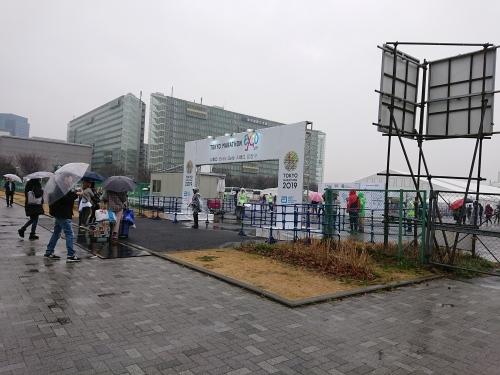 東京マラソンボランティア ランナーズEXPO_c0100865_22261401.jpg