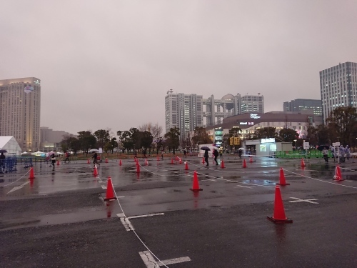 東京マラソンボランティア ランナーズEXPO_c0100865_22264564.jpg