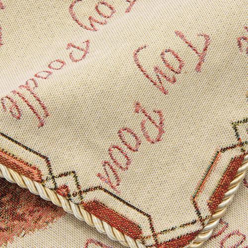 かわいらしいペット柄のジャカード織りクッションカバーご紹介~❤_f0029571_15044144.jpg