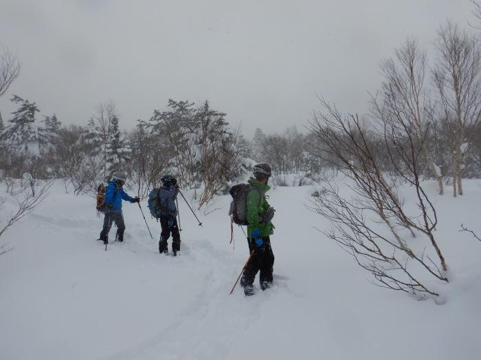 西吾妻山・若女平コース ~ 2019年1月26日_f0170180_10190110.jpg