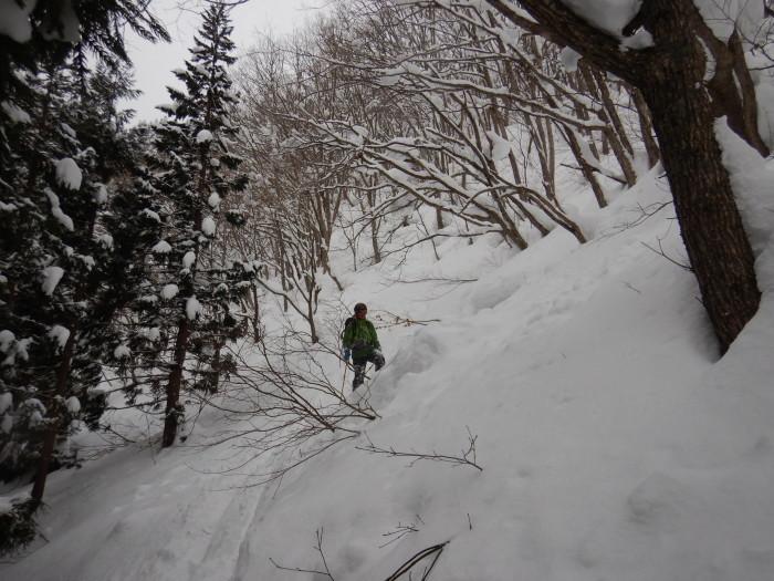 西吾妻山・若女平コース ~ 2019年1月26日_f0170180_10230229.jpg