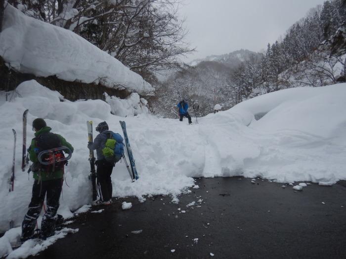 西吾妻山・若女平コース ~ 2019年1月26日_f0170180_10260362.jpg