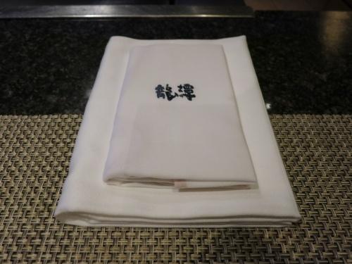 2019年1月 ブセナテラス 鉄板焼レストラン「龍潭」_f0299682_14553309.jpg
