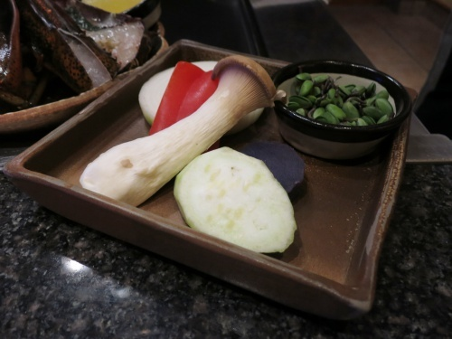2019年1月 ブセナテラス 鉄板焼レストラン「龍潭」_f0299682_14564852.jpg