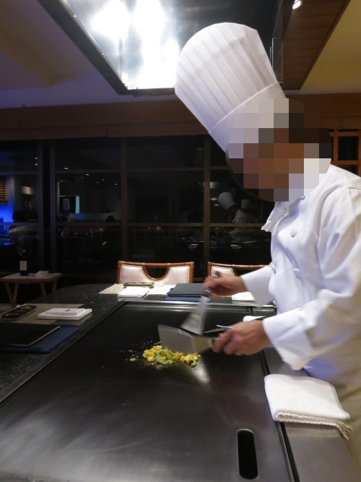 2019年1月 ブセナテラス 鉄板焼レストラン「龍潭」_f0299682_14571710.jpg