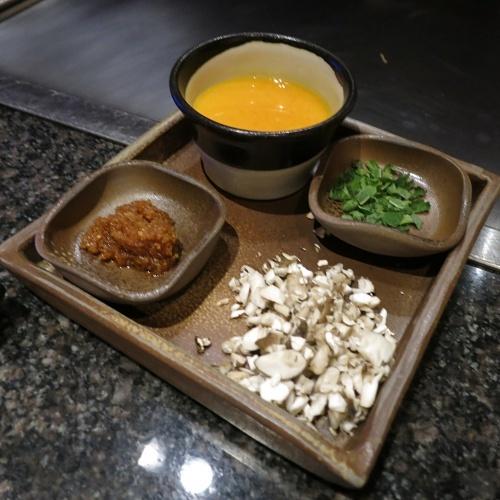 2019年1月 ブセナテラス 鉄板焼レストラン「龍潭」_f0299682_14582490.jpg