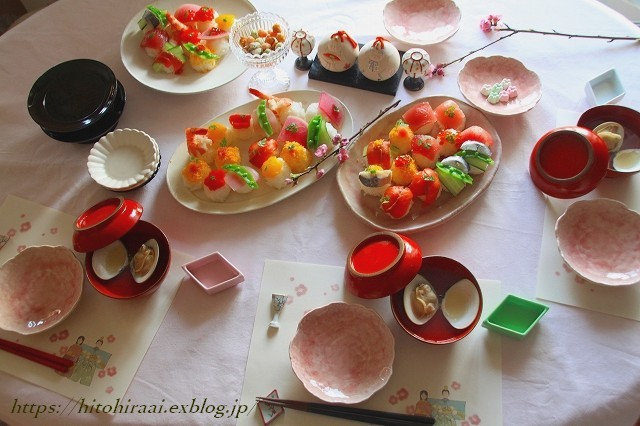 お雛祭り…_f0374092_21472236.jpg