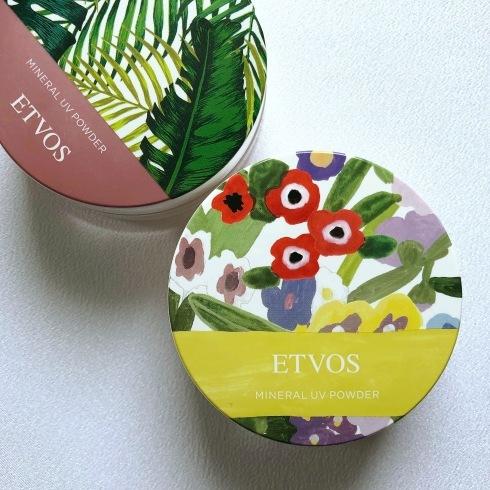 ETVOUS(エトヴォス)ミネラルUVパウダー_c0134902_17344019.jpeg