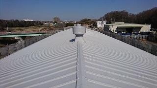 金属屋根防水工事_c0183605_14200976.jpg