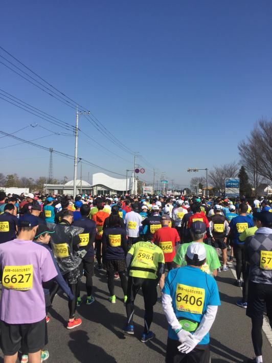 ふかやシティハーフマラソン2019_f0296312_19431899.jpg