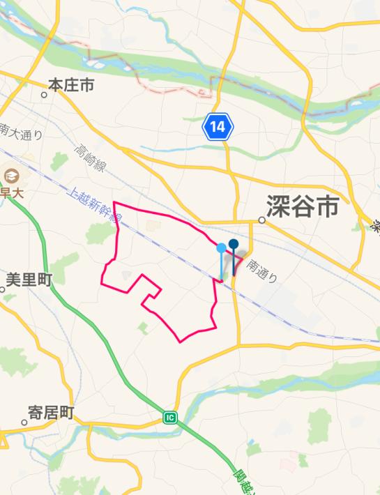 ふかやシティハーフマラソン2019_f0296312_19555731.jpg