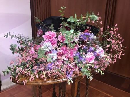 OTTAVA Night 長井進之介様コンサートへ 香りの花束を_a0042928_14121177.jpeg