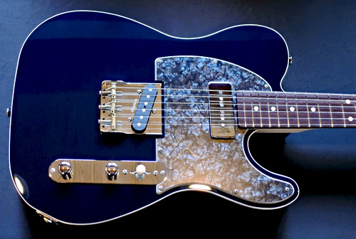 「Night Blue MetallicのStandard-T」1本目が完成です!_e0053731_16580201.jpg