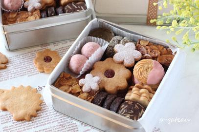 並べて楽しいクッキー作り_f0078756_19260753.jpg