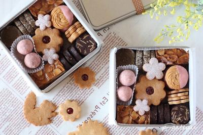 並べて楽しいクッキー作り_f0078756_19263122.jpg
