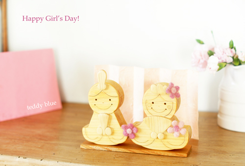 Happy Girl\'s Day!  おひな祭り_e0253364_21144246.jpg