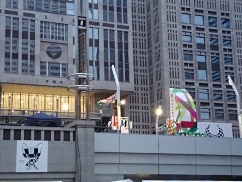 東京マラソン2019 スタートブロック 入場ゲートボランティア_c0100865_18070361.jpg
