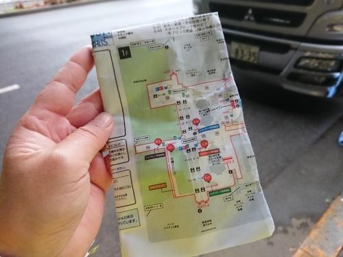 東京マラソン2019 スタートブロック 入場ゲートボランティア_c0100865_18092090.jpg