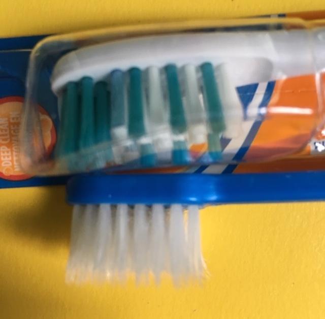歯科衛生士さんに褒められる_e0350971_07083370.jpg