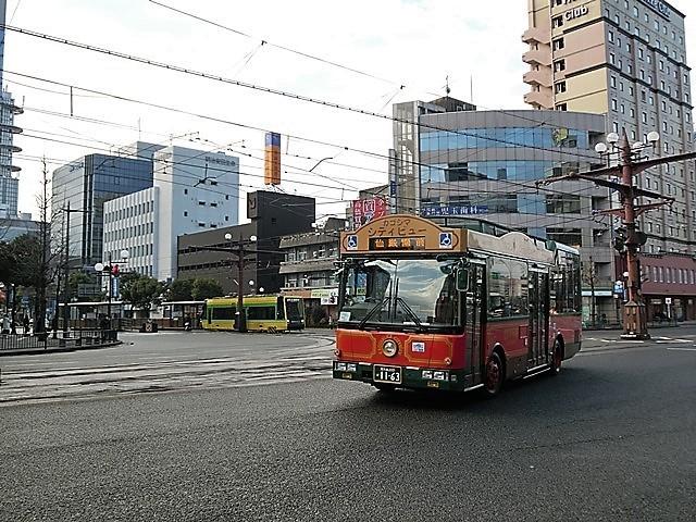 藤田八束の鉄道写真@路面電車は楽しすぎ。鹿児島市内を走る路面電車は観光客にも大好評、これからの観光事業には路面電車は必須条件_d0181492_13410961.jpg