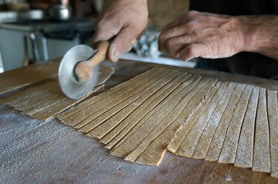 古小麦と手打ちパスタ_f0106597_20563237.jpeg