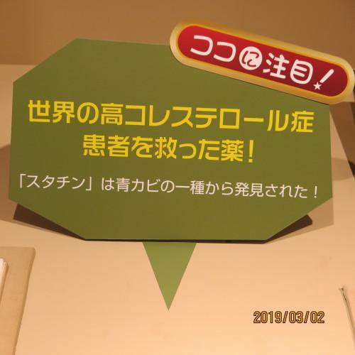 日本を変えた千の技術博の3度目の見学 ・ 7_c0075701_17434870.jpg