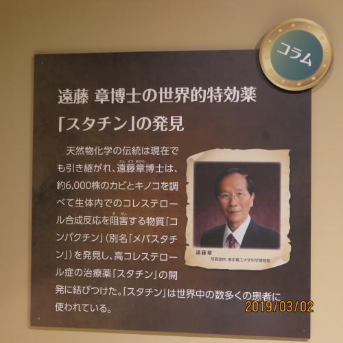 日本を変えた千の技術博の3度目の見学 ・ 7_c0075701_17441722.jpg