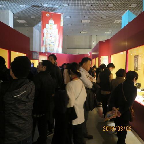 日本を変えた千の技術博の3度目の見学 ・ 13_c0075701_22312130.jpg