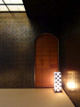 池田和広金唐紙展に行きました。_c0195909_14150419.jpg