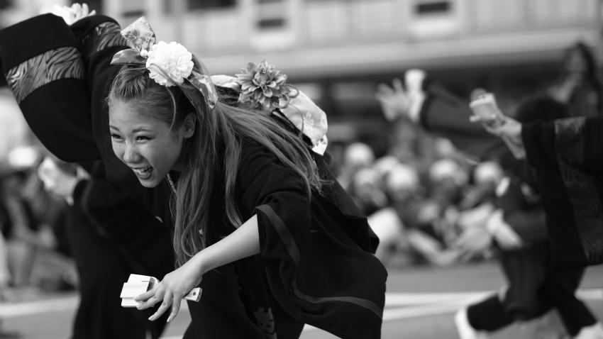 夏の化身・Ⅵ~金沢YOSAKOIソーラン日本海~_d0349418_21565125.jpg