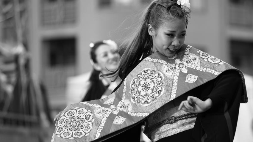 夏の化身・Ⅵ~金沢YOSAKOIソーラン日本海~_d0349418_21573906.jpg
