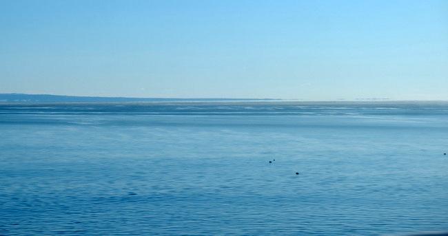 「真冬の知床羅臼根室の旅 野付半島 氷平線ウォーク」_a0000029_20220049.jpg