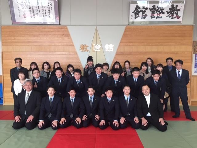 ☆祝☆卒業 第59回 卒業証書授与式_c0095841_10244236.jpeg