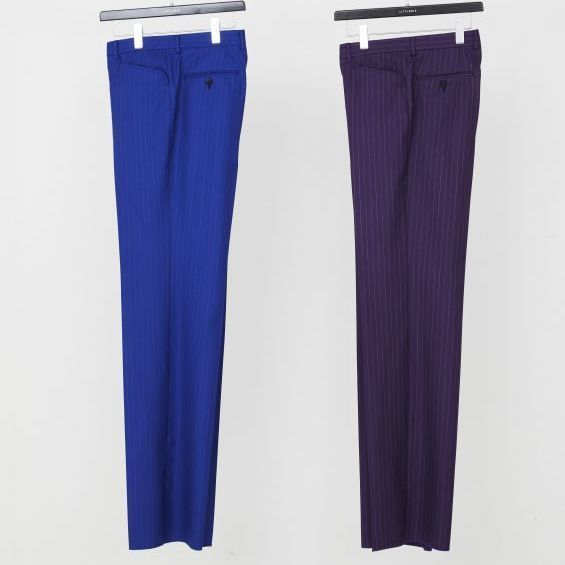 LITTLEBIG Stripe Straight Trousers_d0100143_21240734.jpg