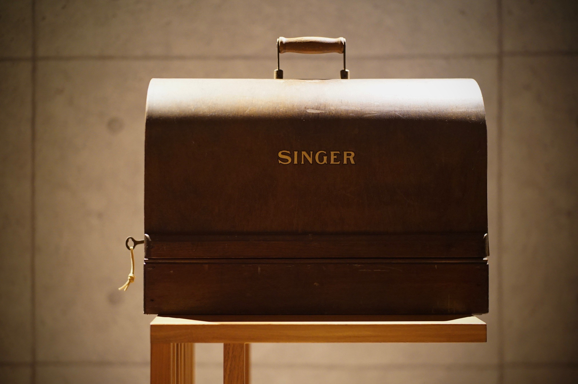my SINGER but not a PORSCHE^^_f0057849_20504795.jpg